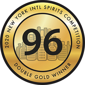 Double Gold Winner New York 2020